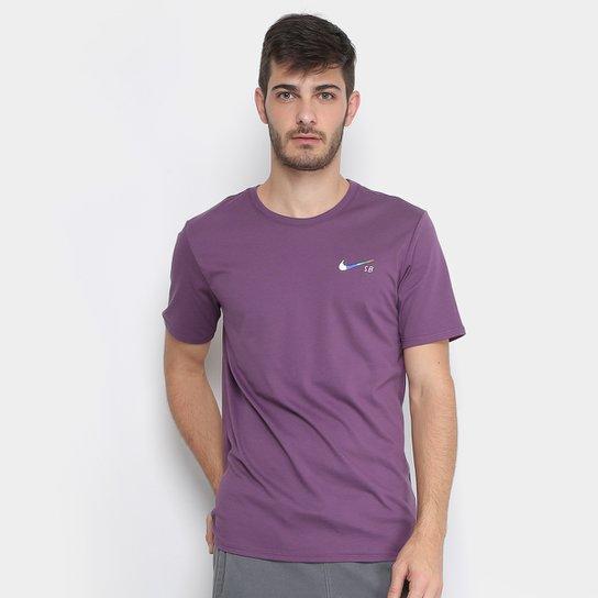 69c5134839d78 Camiseta Nike SB Dry DFC Global Masculina - Compre Agora
