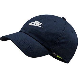 8268fd6af89cf Boné Nike Aba Curva U Nsw H86 Futura Washed