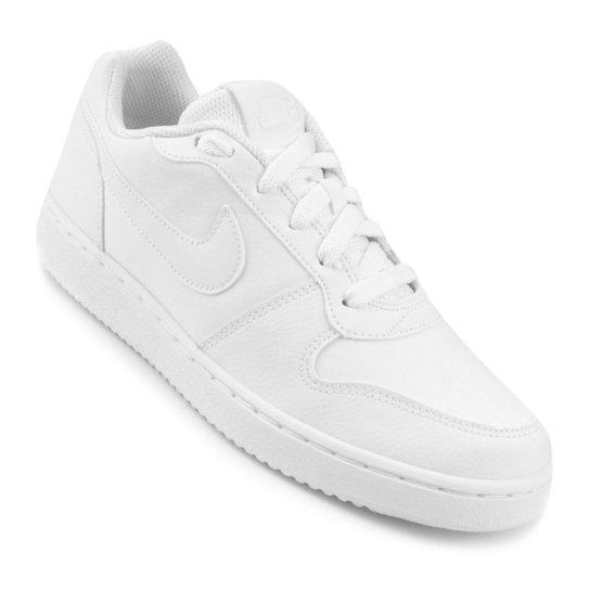 7a1005e85a9 Tênis Nike Ebernon Low Feminino - Branco - Compre Agora
