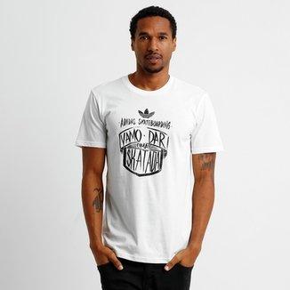 4cbe4ee4687 Camiseta Adidas Originals Vamo Skate