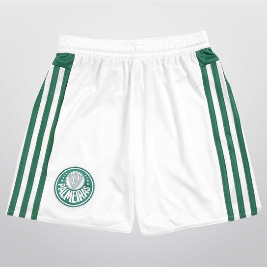 2e416f8f2a41e Calção Adidas Palmeiras 2015 Infantil - Compre Agora