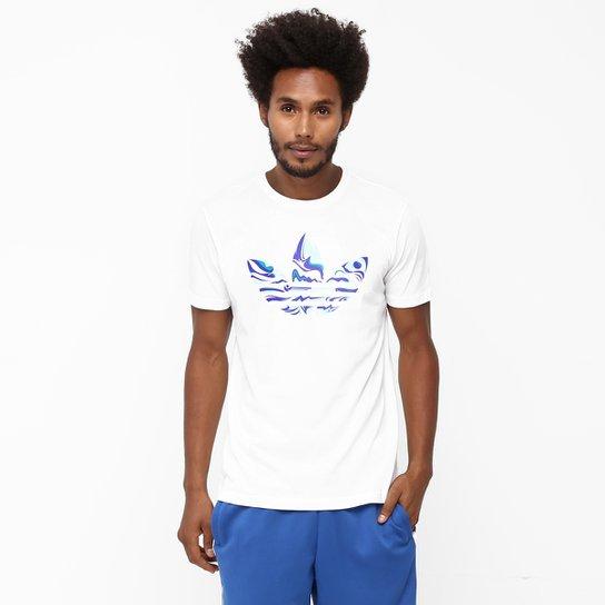 05e0888c3a Camiseta Adidas Originals Magic Camo Trefoil - Compre Agora