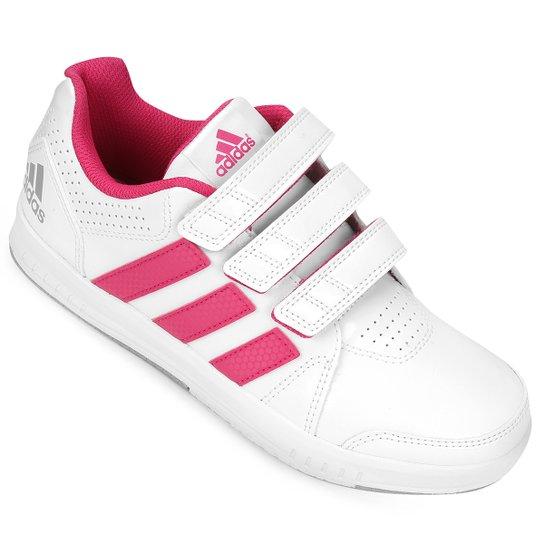 b10120778 Tênis Adidas Lk Trainer 7 Cf K Synth Infantil - Compre Agora