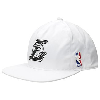 0073b7785e456 Boné Adidas Aba Reta NBA Sbc Los Angeles Lakers