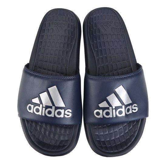 4fae1f0b9d Chinelo Slide Adidas Voloomix Masculino - Marinho - Compre Agora ...