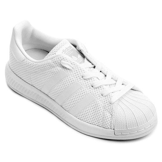 24c25700175 Tênis Adidas Superstar Bounce J Infantil - Compre Agora