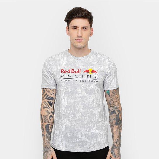 e31f9996bc Camiseta Puma Red Bull Racing Allover Masculina - Compre Agora