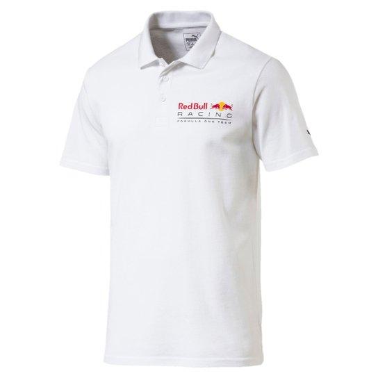 Camisa Polo Puma Red Bull Racing Logo - Compre Agora  133e019391f
