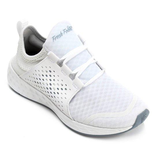 5dcd1948f32 Tênis New Balance Cruz W Feminino - Branco - Compre Agora