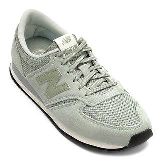 02f13f90608 Tênis New Balance Feminino Verde Tamanho 36