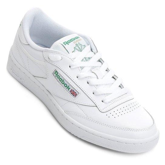 445a3161ed6 Tênis Reebok M Club C 85 - Compre Agora