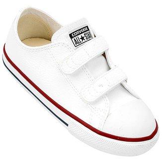 afe06ee9cb Tênis Infantil Converse Chuck Taylor All Star 2 Velcros Baby
