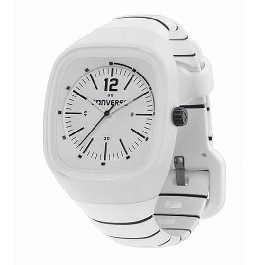 f49fe35bb31 Relógio de Pulso CONVERSE Rebound - Branco - Compre Agora