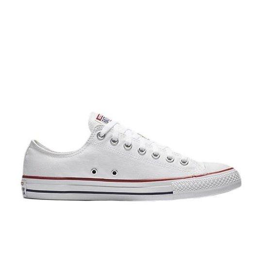 6e17349ff4e Tênis Converse Chuck Taylor All Star - Branco - Compre Agora