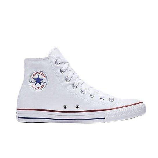 0fdcc58c2 Tênis Converse Chuck Taylor All Star Hi - Branco - Compre Agora ...