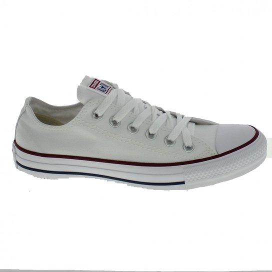 198a8c57271 Tênis All Star Tecido Feminino - Branco - Compre Agora