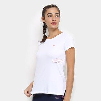 55bf38308f Camiseta Fila Move Feminina