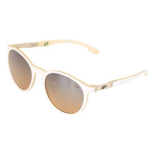 Óculos de Sol Mormaii Maui Translúcido Fosco Feminino - Branco ... 4ed79aa2c5
