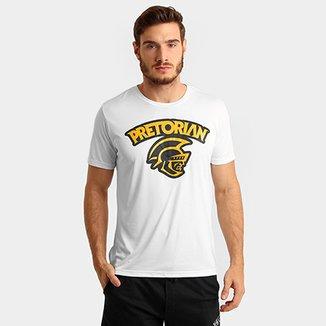 Camiseta Pretorian Performance Elmo Lutador Masculina 9246d23c79171