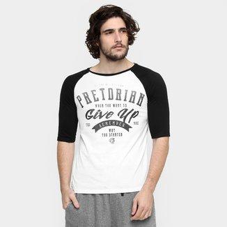 Camiseta Reglan Pretorian Never Give Up 3 4 daf3654af52e5