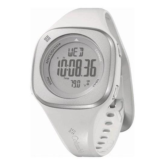 bbc2246cf23 Relógio De Pulso Columbia Willowdale - Branco - Compre Agora