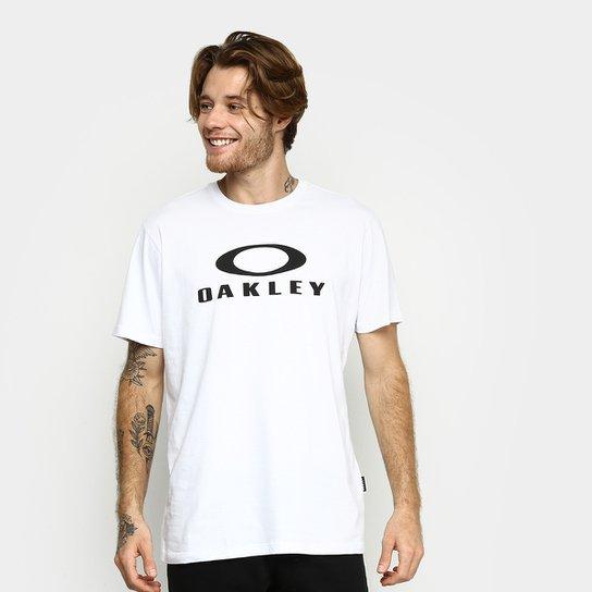 Camiseta Oakley O-Bark Tee Masculina - Compre Agora  115f2292698