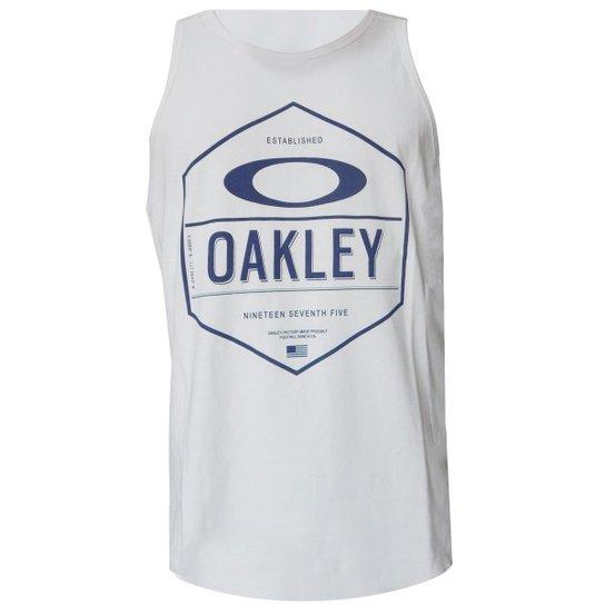 1e065c55fe60f Camiseta Oakley Tank Panel Elipse Masculino - Compre Agora