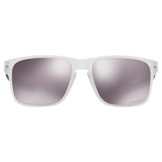 Óculos de Sol Oakley Holbrook Mix 0OO9384 05 57 - Branco - Compre ... 3325e97639
