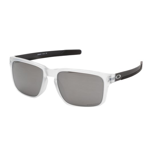 2d4a0ce8f Óculos Oakley Holbrook Mix Matte Clear Prizm OO9384 Masculino - Branco