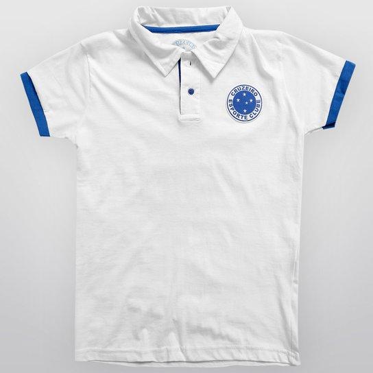 Camisa Polo Cruzeiro Orgulho Cravado Juvenil - Compre Agora  fded77ab45587