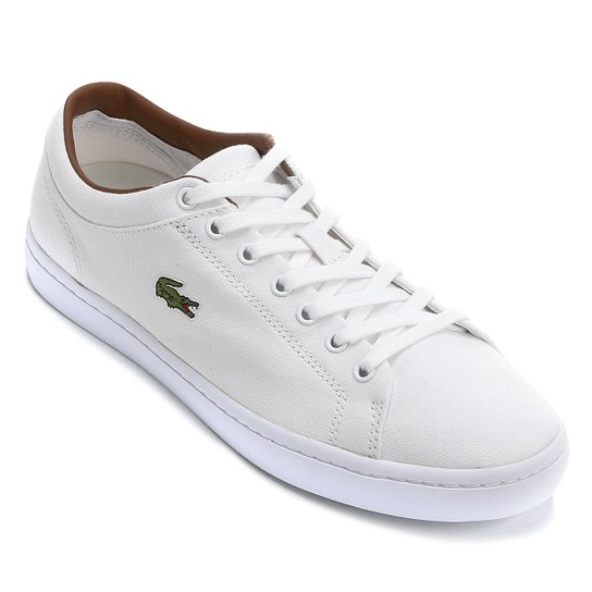 85c670d9f8a Tênis Lacoste Straightset - Compre Agora