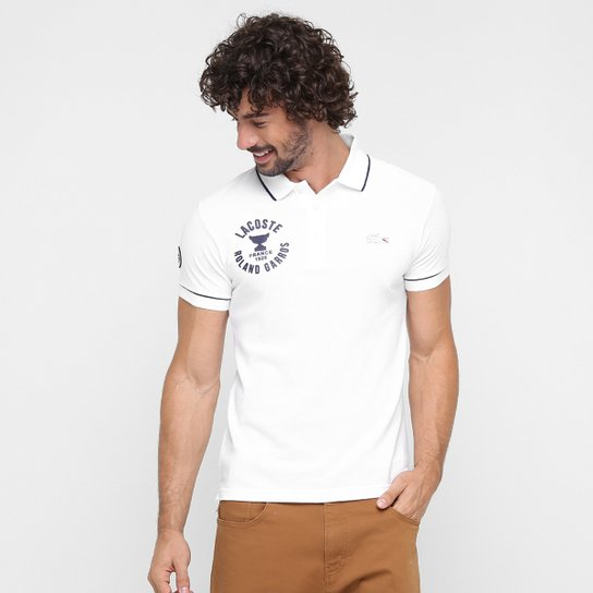21ff7ee9c6012 Camiseta Polo Lacoste-YH5730-21 - Compre Agora   Zattini