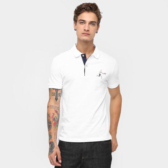 aa71810684e9d Camisa Polo Lacoste Piquet René Player - Compre Agora   Zattini