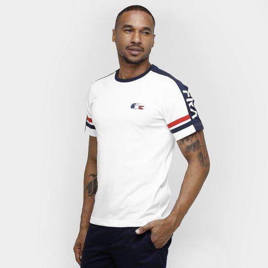 5a68dd360a68a Camiseta Lacoste Franca - Compre Agora   Zattini