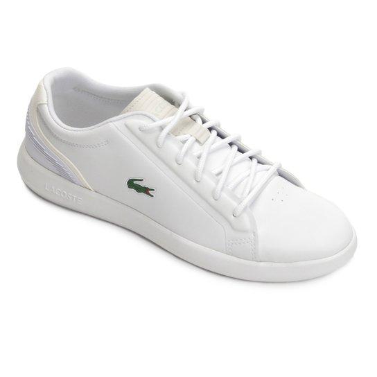 Tênis Lacoste Avantor 118 Masculino - Branco - Compre Agora   Zattini 390c3baf0f