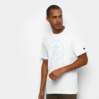 73c502733 Camiseta Rip Curl Shacked Pocket Masculina