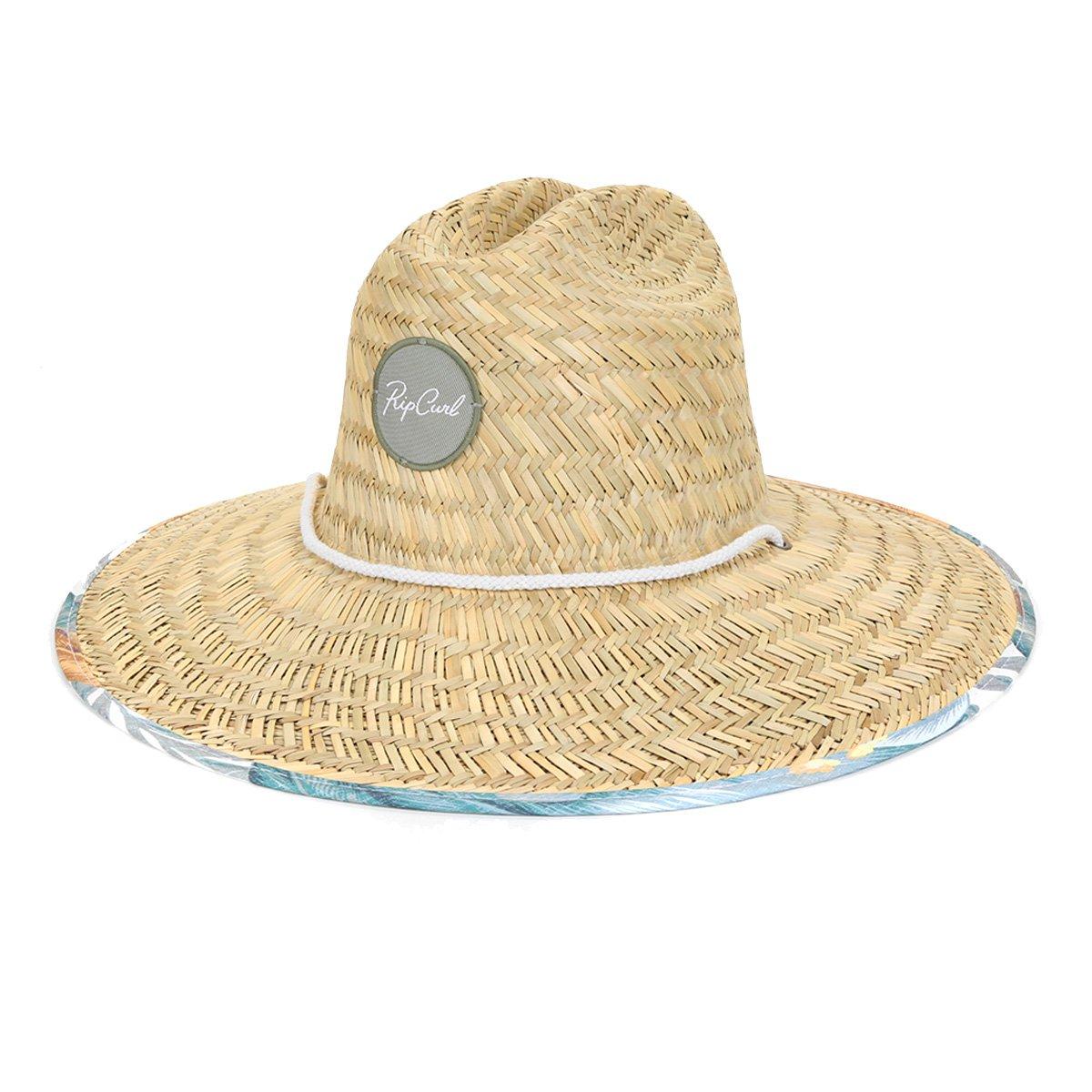 Chapéu Rip Curl Tropic Sol Straw Hat Feminino