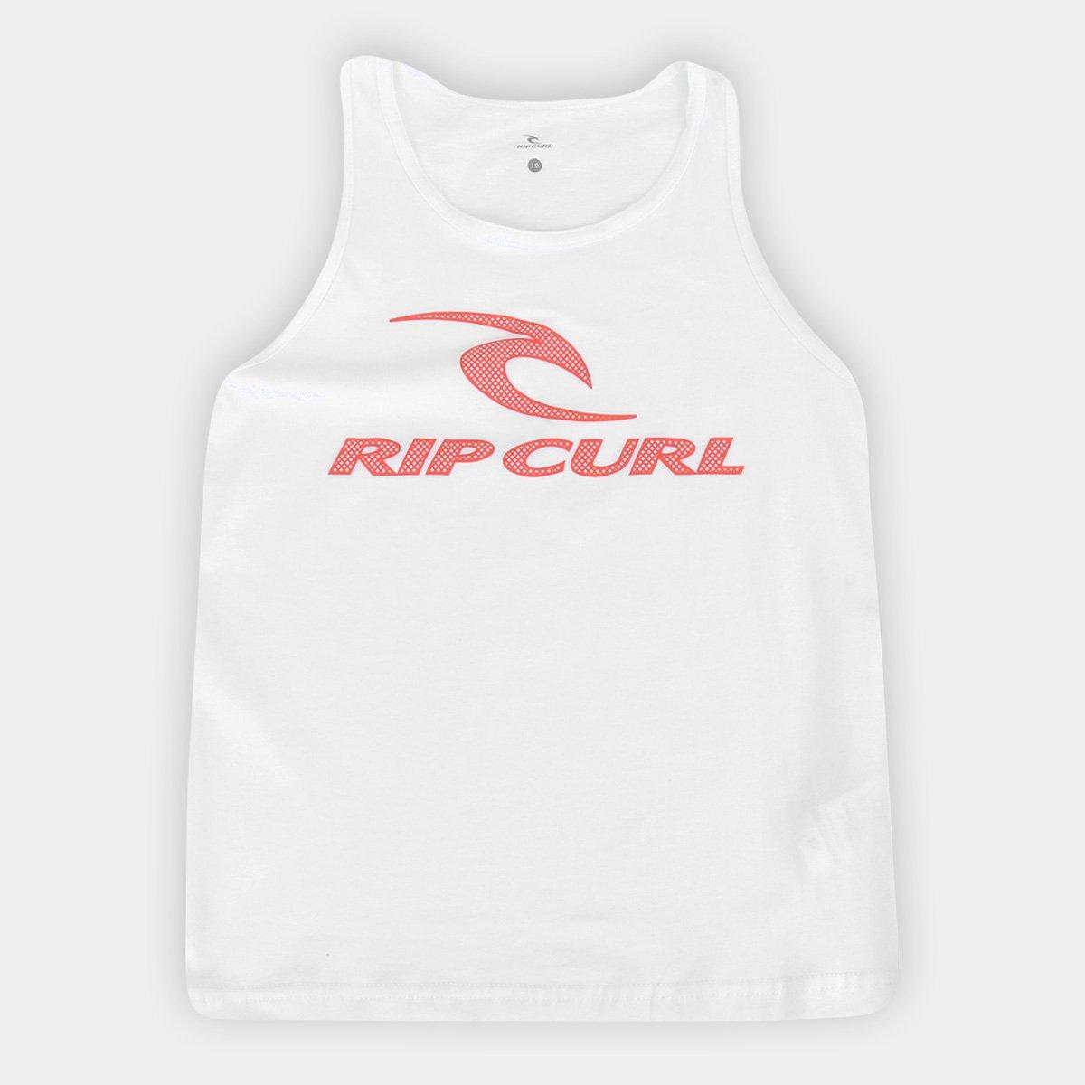 Regata Juvenil Rip Curl Logo
