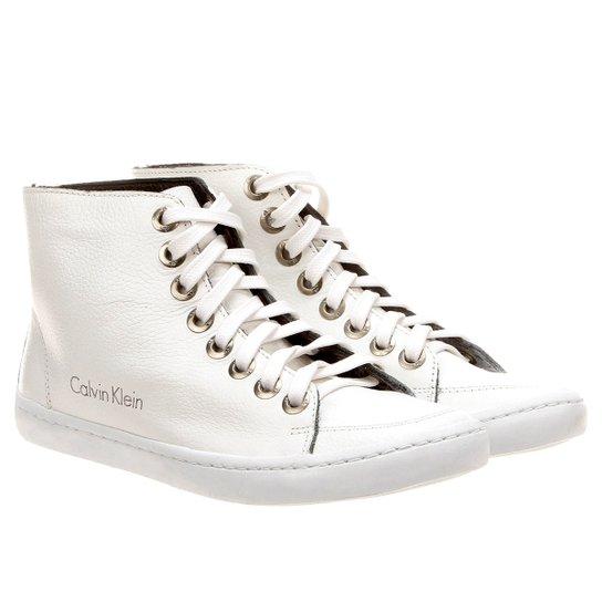 2800f0daa Tênis Calvin Klein Cano Alto - Compre Agora | Zattini