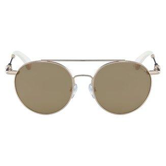 aa331dd5cf8a6 Óculos de Sol Calvin Klein Jeans CKJ163S 702 50