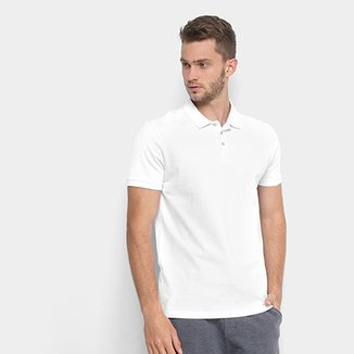 e678ff5c5c Camisa Polo Calvin Klein Básica Masculina