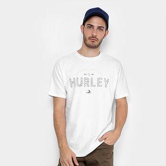 Camiseta Hurley Layover Masculina 3a4ddc745f1