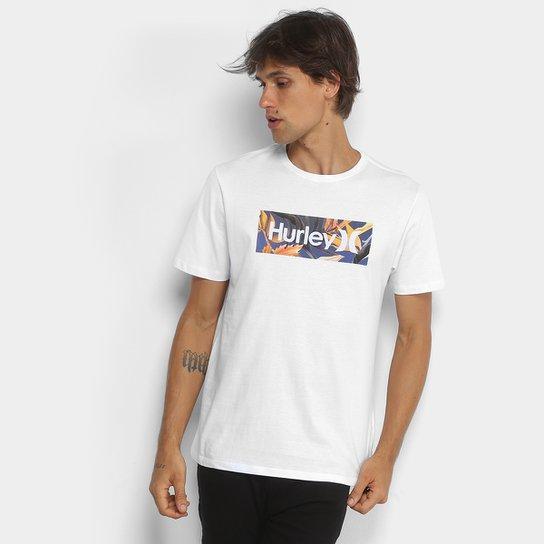 c1b8311a7cc3d Camiseta Hurley Silk O O Tropic Masculina - Compre Agora