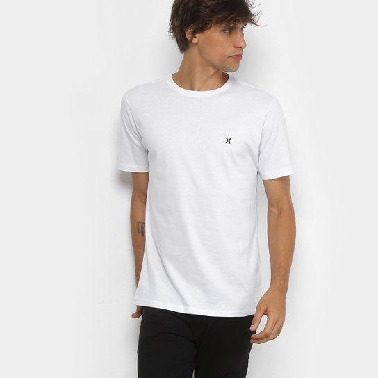 2df87bf9af181 Camiseta Hurley Silk Icon Masculina - Compre Agora
