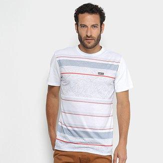 8c7b709b650d3 Camiseta Hurley Silk Especial Pupokea Max Masculina