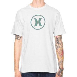 Camiseta Hurley Silk Oeo Circle Icon 1a70fdf03fe