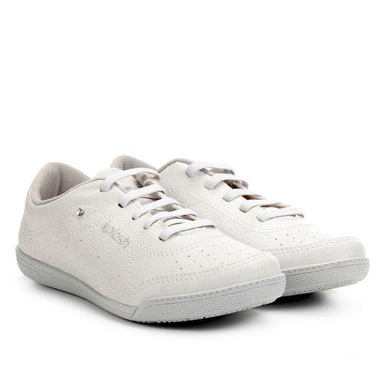 34698a2c29331 Tênis Kolosh Elástico Strass Feminino - Branco - Compre Agora