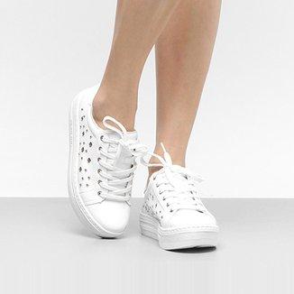 a404a3f63e Tênis Via Marte Feminino Branco - Calçados