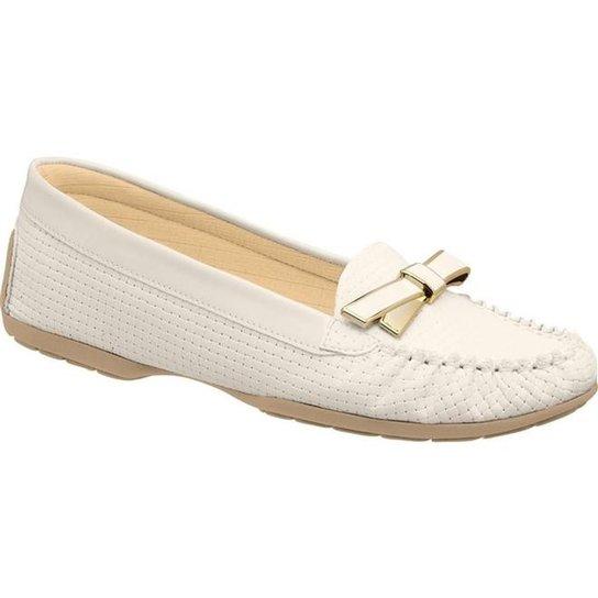 101666391 Sapato Piccadilly 109008 - Branco - Compre Agora