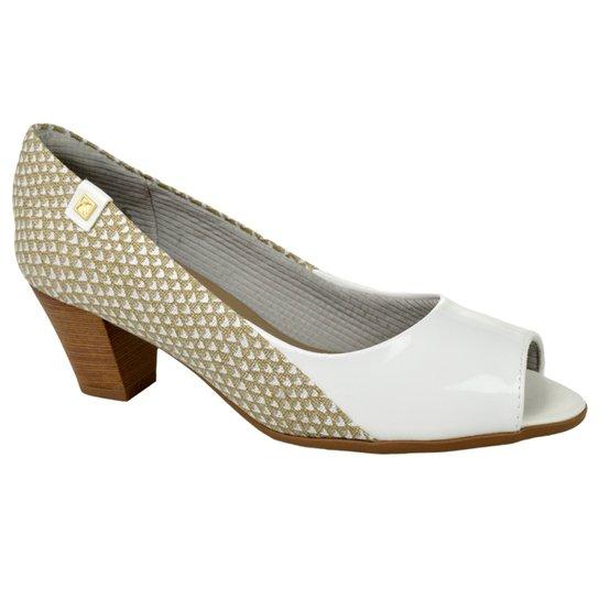e7f664a800 Peep Toe Feminino Piccadilly - Compre Agora